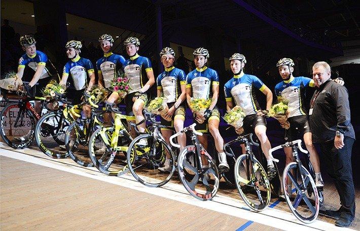 Two Globe Team – Siesta Homes Group riders to start in Berlin