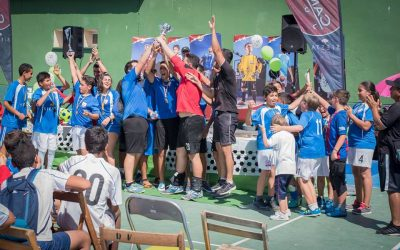 Campeones Junior celebrates the end of its 6th season