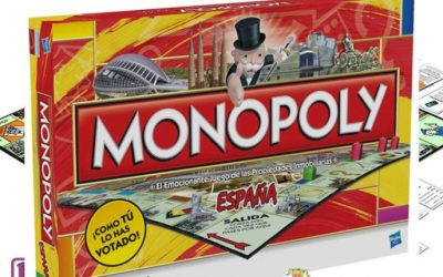 Estepona and Mijas to appear on the new Spanish Monopoly board