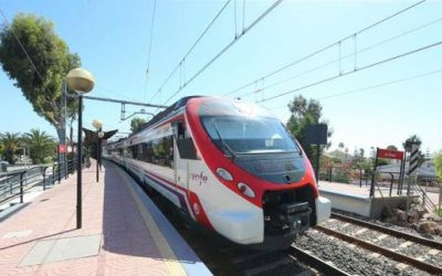 The Spanish Socialist Workers' Party (PSOE) forwards a motion asking that the coastal train be extended to include stations in Mijas.