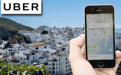 UBER begins operating on the Costa del Sol
