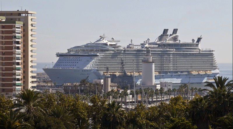 Mijas selected as a potential destination by Royal Caribbean on its visit to Malaga