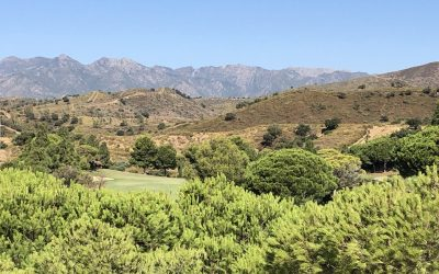 Monte Elviria in Marbella, a unique natural setting