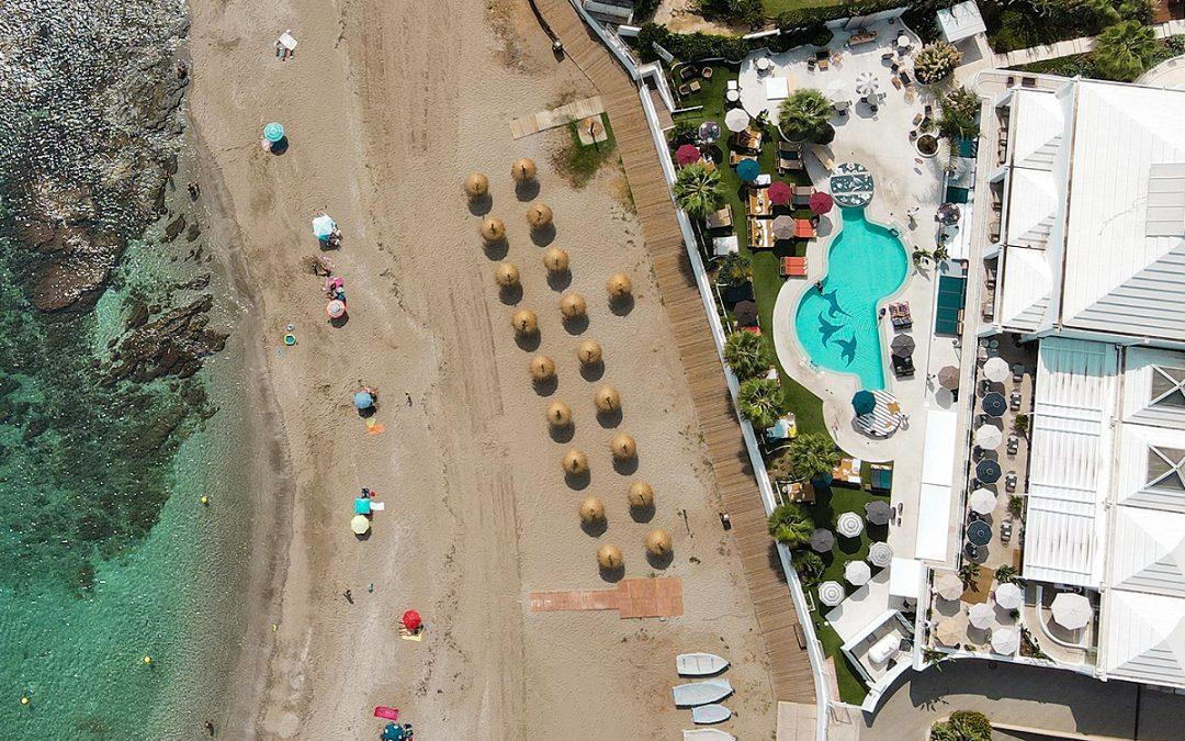 Siesta Homes Florida beach club